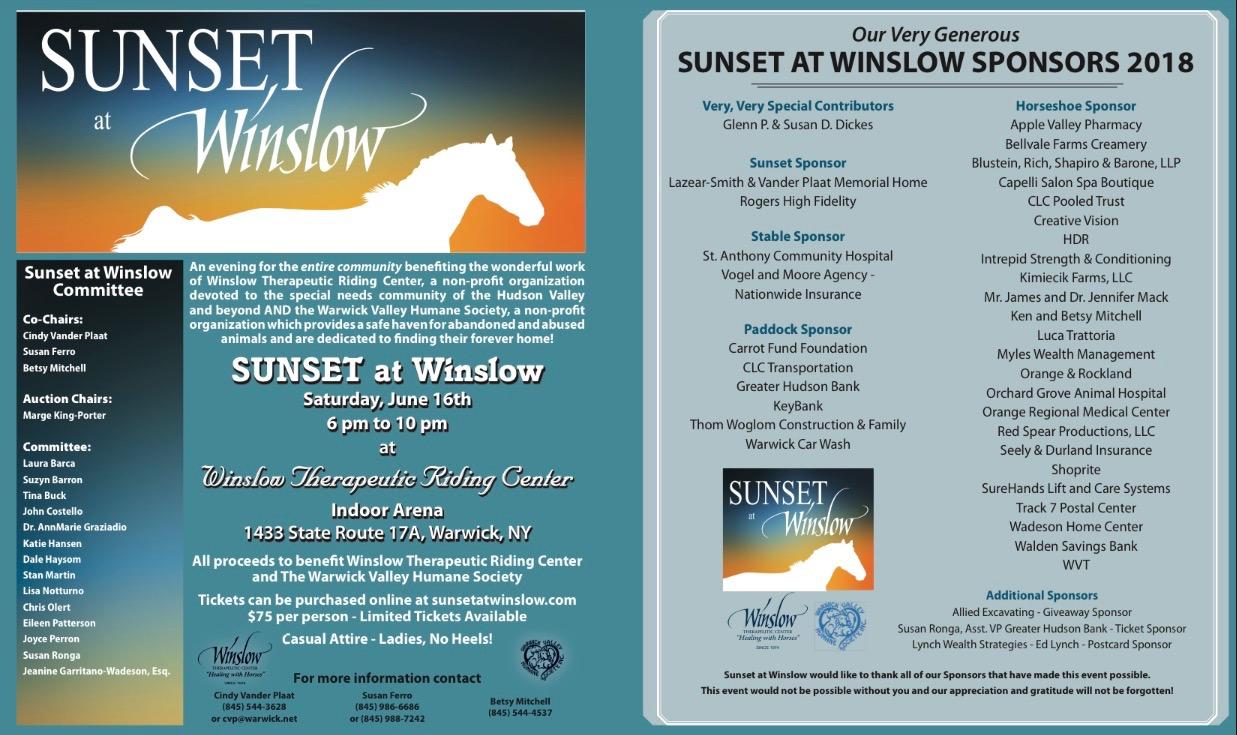 sunset-at-winslow-jounral-ads-warwick-advertiser-june-2018-1