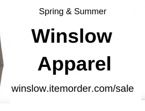 Spring & Summer Winslow Online Store