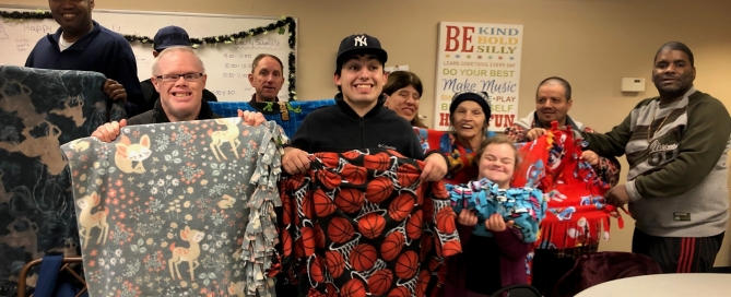 Adult Day Program 'Project Linus'